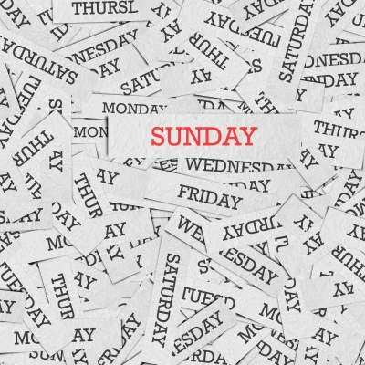 Your Sunday Routine: Launching a Fantastic Week